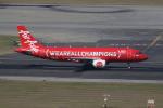 taka777さんが、香港国際空港で撮影したエアアジア A320-216の航空フォト(写真)