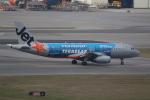 taka777さんが、香港国際空港で撮影したジェットスター・アジア A320-232の航空フォト(写真)