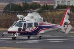 MOR1(新アカウント)さんが、熊本空港で撮影した熊本県防災消防航空隊 AS365N3 Dauphin 2の航空フォト(写真)