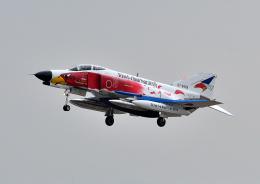 おこじょさんが、築城基地で撮影した航空自衛隊 F-4EJ Kai Phantom IIの航空フォト(写真)