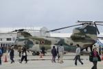 ユターさんが、那覇空港で撮影した航空自衛隊 CH-47J/LRの航空フォト(写真)