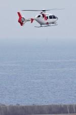 mild lifeさんが、神戸空港で撮影した学校法人ヒラタ学園 航空事業本部 EC135P2+の航空フォト(写真)