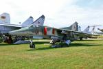 ちゃぽんさんが、モニノ空軍博物館で撮影したソビエト空軍 MiG-27の航空フォト(写真)
