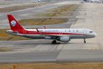 徳兵衛さんが、関西国際空港で撮影した四川航空 A320-214の航空フォト(写真)