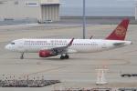 キイロイトリさんが、中部国際空港で撮影した吉祥航空 A320-214の航空フォト(写真)