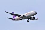 Hiro Satoさんが、スワンナプーム国際空港で撮影したタイ・スマイル A320-232の航空フォト(写真)
