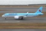 KAKOさんが、中部国際空港で撮影した大韓航空 A220-300 (BD-500-1A11)の航空フォト(写真)