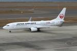 KAKOさんが、中部国際空港で撮影した日本航空 737-846の航空フォト(写真)