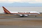 KAKOさんが、中部国際空港で撮影したカリッタ エア 747-4B5F/SCDの航空フォト(写真)