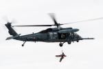 ファントム無礼さんが、茨城空港で撮影した航空自衛隊 UH-60Jの航空フォト(写真)