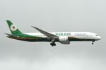 いもや太郎さんが、台湾桃園国際空港で撮影したエバー航空 787-9の航空フォト(写真)