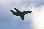 湖景さんが、茨城空港で撮影した航空自衛隊 U-125A(Hawker 800)の航空フォト(写真)