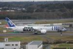 VEZEL 1500Xさんが、成田国際空港で撮影した全日空 787-9の航空フォト(写真)