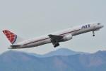 デルタおA330さんが、横田基地で撮影したエア・トランスポート・インターナショナル 757-2Y0(C)の航空フォト(写真)