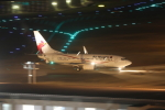 VEZEL 1500Xさんが、成田国際空港で撮影したニューギニア航空 737-7L9の航空フォト(写真)