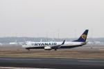金魚さんが、フランクフルト国際空港で撮影したライアンエア 737-8ASの航空フォト(写真)