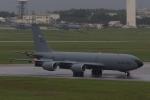 木人さんが、嘉手納飛行場で撮影したアメリカ空軍 KC-135T Stratotanker (717-148)の航空フォト(写真)