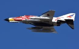 青い翼に鎧武者マークの!さんが、岐阜基地で撮影した航空自衛隊 F-4EJ Kai Phantom IIの航空フォト(写真)