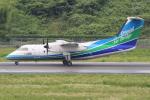 キイロイトリさんが、長崎空港で撮影したオリエンタルエアブリッジ DHC-8-201Q Dash 8の航空フォト(写真)