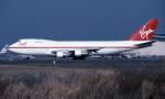 sin747さんが、成田国際空港で撮影したヴァージン・アトランティック航空 747-212Bの航空フォト(写真)