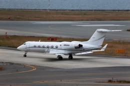 T.Sazenさんが、関西国際空港で撮影した不明 G-IVの航空フォト(写真)