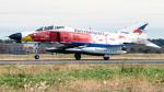 pinamaさんが、茨城空港で撮影した航空自衛隊 F-4EJ Kai Phantom IIの航空フォト(写真)