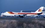 sin747さんが、成田国際空港で撮影したイベリア航空 747-256Bの航空フォト(写真)
