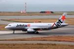 JA946さんが、関西国際空港で撮影したジェットスター・ジャパン A320-232の航空フォト(写真)