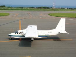 デデゴンさんが、沖永良部空港で撮影したエアードルフィン BN-2B-26 Islanderの航空フォト(飛行機 写真・画像)