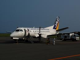 デデゴンさんが、沖永良部空港で撮影した日本エアコミューター 340Bの航空フォト(飛行機 写真・画像)