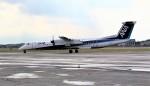 ハミングバードさんが、松山空港で撮影したエアーセントラル DHC-8-400の航空フォト(写真)