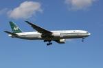 OS52さんが、成田国際空港で撮影したパキスタン国際航空 777-2Q8/ERの航空フォト(写真)