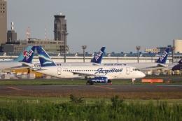 OS52さんが、成田国際空港で撮影したヤクティア・エア 100-95Bの航空フォト(飛行機 写真・画像)