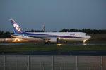 OS52さんが、成田国際空港で撮影した全日空 767-381/ERの航空フォト(飛行機 写真・画像)
