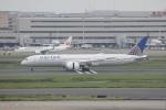 OS52さんが、羽田空港で撮影したユナイテッド航空 787-9の航空フォト(写真)