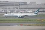 OS52さんが、羽田空港で撮影したキャセイパシフィック航空 777-367/ERの航空フォト(写真)