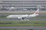OS52さんが、羽田空港で撮影した日本航空 737-846の航空フォト(写真)