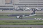 OS52さんが、羽田空港で撮影したスターフライヤー A320-214の航空フォト(写真)