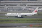 OS52さんが、羽田空港で撮影した日本航空 767-346/ERの航空フォト(写真)