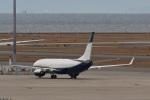 camelliaさんが、中部国際空港で撮影したボーイング・ビジネス・ジェット 737-800の航空フォト(写真)