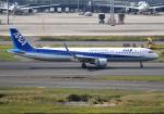 雲霧さんが、羽田空港で撮影した全日空 A321-211の航空フォト(写真)