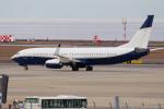 yabyanさんが、中部国際空港で撮影したボーイング・ビジネス・ジェット 737-8ZE BBJ2の航空フォト(飛行機 写真・画像)