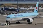 camelliaさんが、中部国際空港で撮影した大韓航空 777-2B5/ERの航空フォト(写真)
