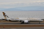 camelliaさんが、中部国際空港で撮影したエティハド航空 787-9の航空フォト(写真)