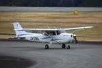 トールさんが、静岡空港で撮影したジェイ・ディ・エル技研 172S Skyhawk SPの航空フォト(写真)