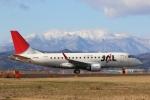 やまけんさんが、仙台空港で撮影したジェイ・エア ERJ-170-100 (ERJ-170STD)の航空フォト(写真)