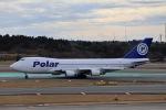 jjieさんが、成田国際空港で撮影したポーラーエアカーゴ 747-46NF/SCDの航空フォト(写真)