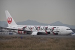 飛行機ゆうちゃんさんが、羽田空港で撮影した日本航空 767-346/ERの航空フォト(写真)
