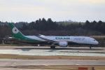 jjieさんが、成田国際空港で撮影したエバー航空 787-9の航空フォト(写真)