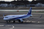 jjieさんが、成田国際空港で撮影した全日空 A320-271Nの航空フォト(写真)
